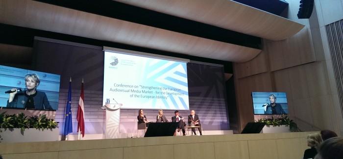 Strengthening the European audiovisual media market