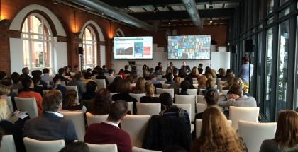 News Impact Summit. Photo by Jochen Spangenberg