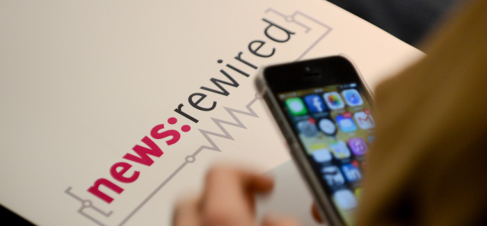 REVEAL @ news:rewired