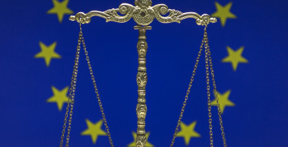 Thematic photos on the 2nd priority of Juncker's CommissionJustice. Ref P-028620-00-01