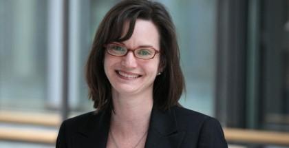 Kristin Zeier, Deutsche Welle. Image: DW