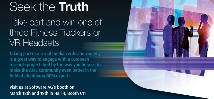 Software AG & REVEAL at CeBIT 2015