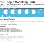 Topic Modelling Portal