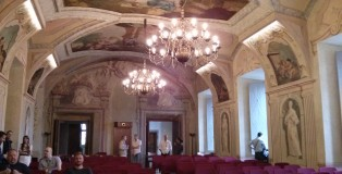 CBMI2015, Hall, Prague